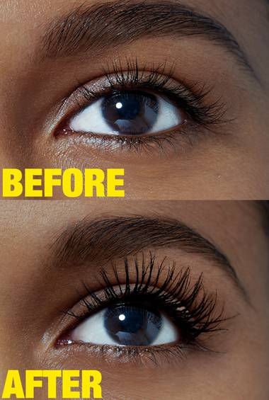 Volum Express The Colossal Big Shot™ Washable Mascara
