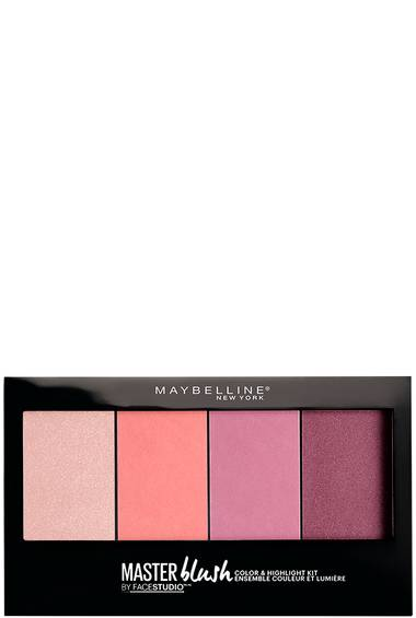 Facestudio® Master Blush Color & Highlight Kit