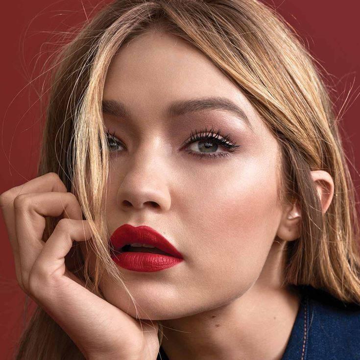 Maquillaje Para Vestido Rojo Ojos Y Labios Para Un Look