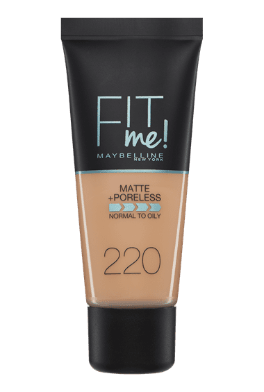 Fit Me Matte + Poreless Foundation